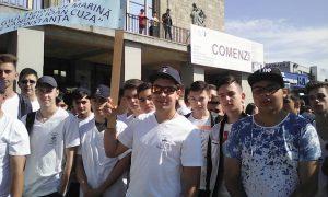Zilele Constanței - Parada liceelor, universităților și cluburilor sportive constănțene.