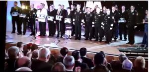 """Gala """"Omul anului 2016""""a Forțelor Navale Române"""