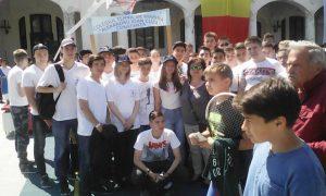 Zilele Constanței - Parada liceelor, universităților și cluburilor sportive constănțene, 22 Mai 2017